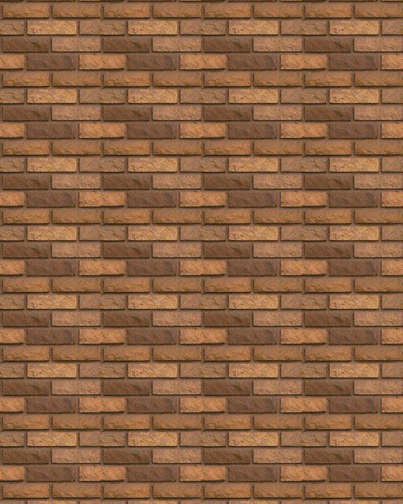 Brick dollhouse wallpaper 08 for Printable flooring