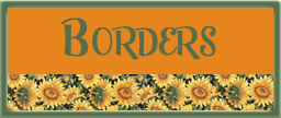borders wallpaper bathroom