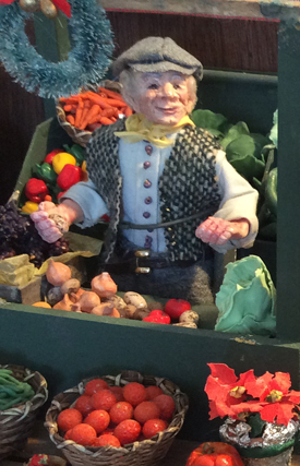 Frank The greengrocer