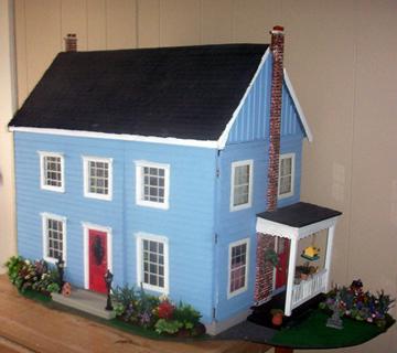 My Dollhouse The Exterior