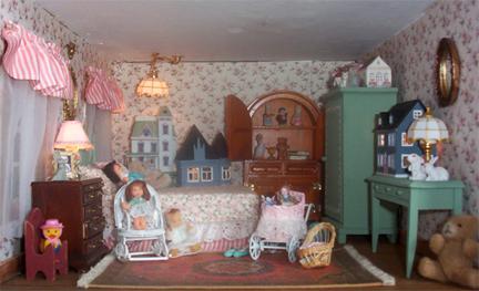 Dollhouse 3 The Second Floor